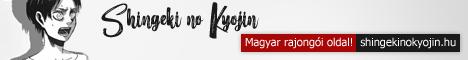 Shingeki No Kyojin Hungary